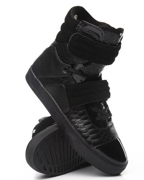Radii Footwear - Cylinder Jet Python High Top Sneaker