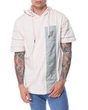 Shirts - S/S Hoodie T-Shirt