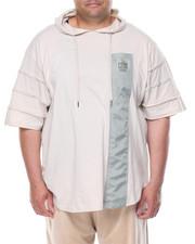 Shirts - S/S Hoodie T-Shirt (B&T)