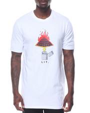 Shirts - B P Is Lit S/S Tee