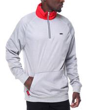 Outerwear - Flight Half Zip Pullover Jacket