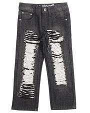 Jeans - RIP & REPAIR JEANS (4-7)
