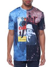 Shirts - Al Capone Split S/S Tee