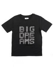Akademiks - BIG DREAMS FOIL TEE (8-20)