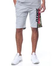 Black Pyramid - Black Ops Leg - Zip Drawstring Shorts