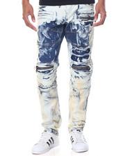 Jeans & Pants - Metallic Moto Jean