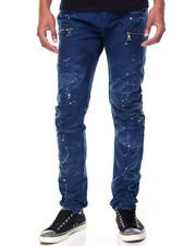 Jeans - Canvas Moto Pant