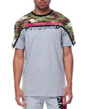 Shirts - Chest Zip S/S Tee