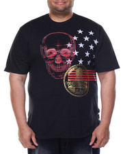 Enyce - Mixed Skull T-Shirt (B&T)