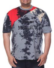 Men - Dye Skull T-Shirt (B&T)