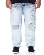 Men - Knee Blast Denim Jean (B&T)