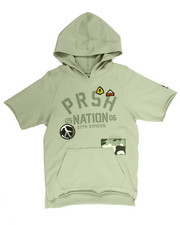 Hoodies - S/S PEACE OUT PULLOVER HOODY (8-20)