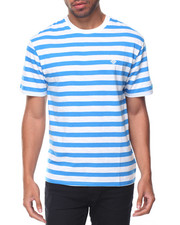 Diamond Supply Co - Speedway Striped Tee