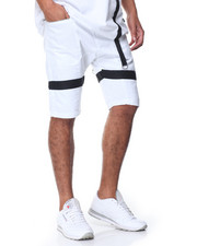 Basic Essentials - Tape - Accent Twill Shorts