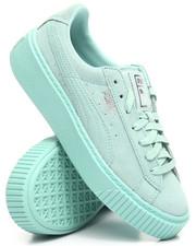 Sneakers - PUMA PLATFORM RESET SNEAKERS