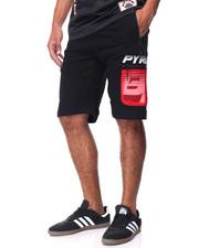 Black Pyramid - B P Mesh Pocket Drawstring Shorts