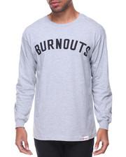Shirts - Burnout L/S Tee