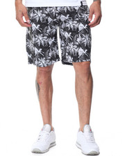 Shorts - Nautical - Print French Terry Shorts