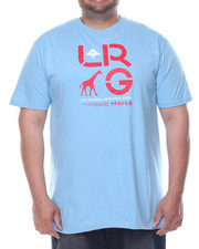 Men - LRG Cluster T-Shirt (B&T)