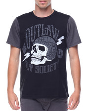 Men - Bolt Skull T-Shirt