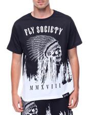 Flysociety - Skull T-Shirt