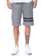 Men - Two - Stripe Tech Fleece Shorts