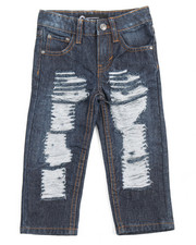 Sizes 2T-4T - Toddler - RIP & REPAIR JEANS (2T-4T)