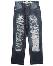 Jeans - RIP & REPAIR JEANS (8-20)