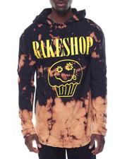 Hoodies - Bake Shop Bleached Pullover Hoodie-2090094