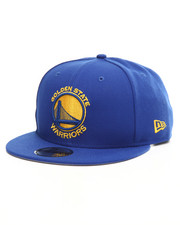 Men - 9Fifty Basic Golden State Warriors Snap