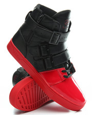 Radii Footwear - Straight Jacket Patent Blood Dip Toe VLC