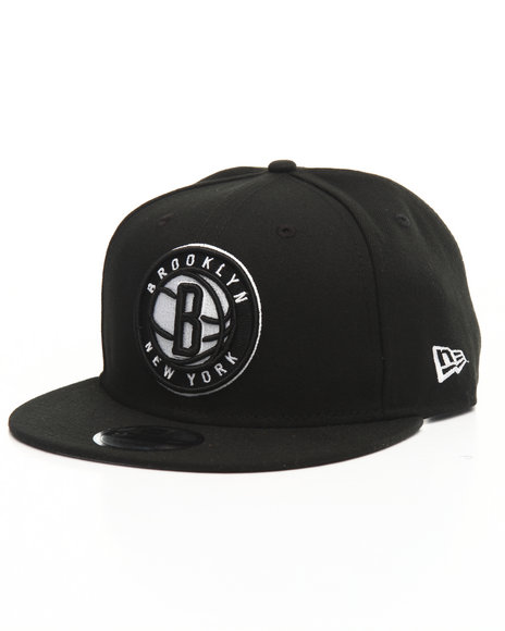 New Era - 9Fifty Basic Brooklyn Nets Snapback Hat