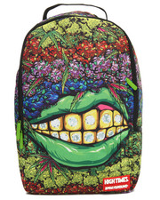 Sprayground - High Times Ganja Grillz Backpack