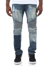 Jeans & Pants - SWEEPER MOTO JEANS