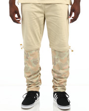 Jeans & Pants - Oakbay Twill / French Terry Hybrid Pants
