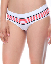 Sets - Animal/Stripe/Solid Seamless 3Pk Bikinis