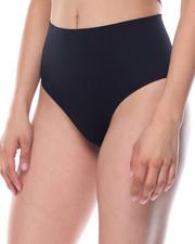DRJ Lingerie Shoppe - Tummy Control Hi-Waisted Seamless Panty
