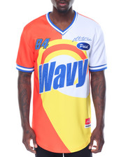 Shirts - Wavy S/S Jersey
