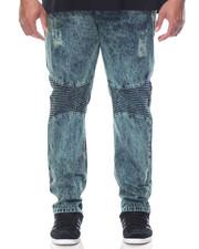 Men - Rip & Repairs Moto Jean (B&T)
