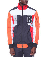 Outerwear - B P Multi-Panel Track Jacket