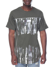 Shirts - Exotic Skin Foil Tee