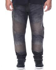 Jeans & Pants - Side Zipper Moto Jean (B&T)