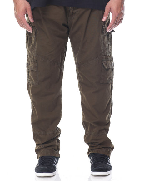 4606e3547e9 Buy Washed Twill Belted Cargo Pants (B&T) Men's Jeans & Pants from ...