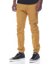 Jeans & Pants - Stretch Skinny Twill Jogger
