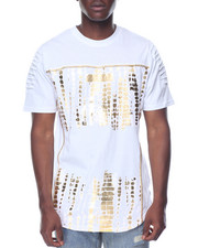T-Shirts - Exotic Skin Foil Tee