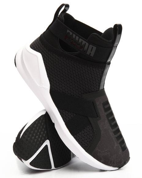 Puma - Fierce Strap Wn's Sneaker