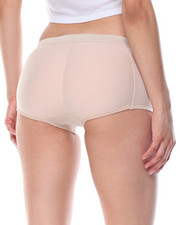 Shapewear - Padded Butt Enhancer Cotton Panty