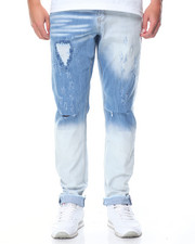 Jeans & Pants - 90's Block Washed Jean