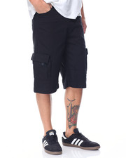 Men - Messenger Canvas Cargo Short