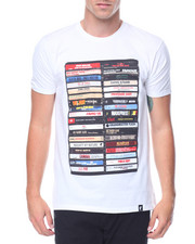 Famous Stars & Straps - Hip Hop Tapes Tee